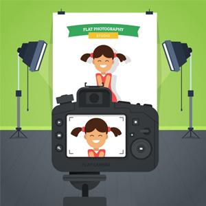 طراحی وبسایت آتلیه عکاسی