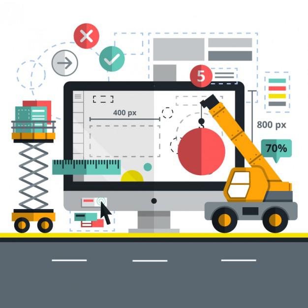 طراحی وبسایت ارزان اما حرفه ای
