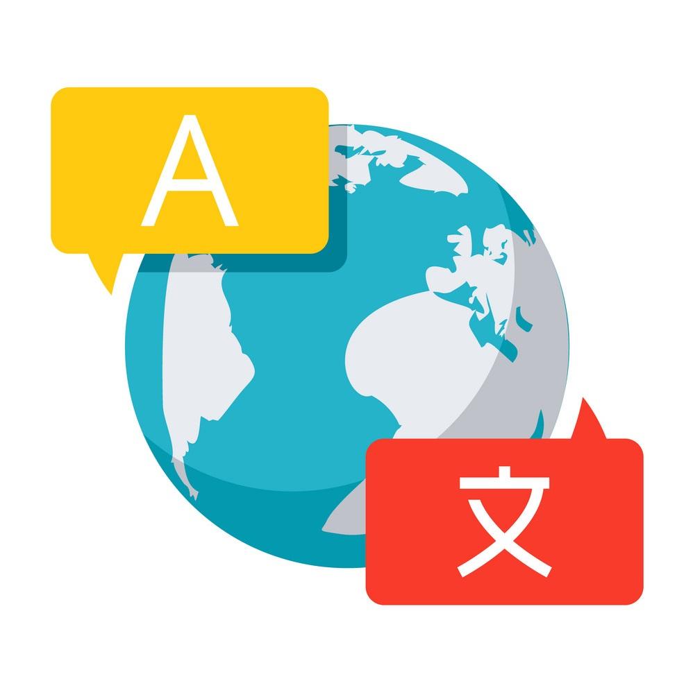 طراحی وبسایت دو زبانه