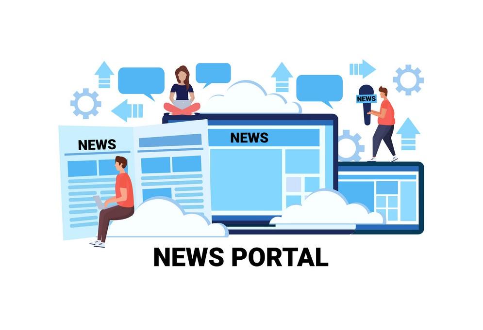 طراحی وبسایت پرتال