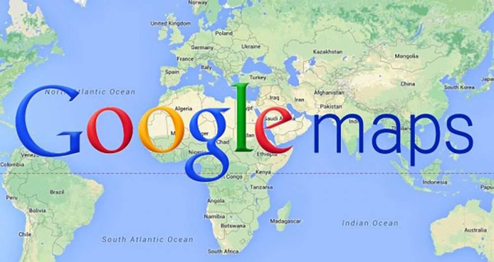 گوگل مپ چیست؟